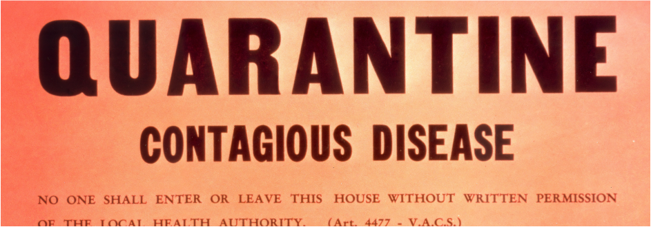 """COVID quarantine as punishment"""